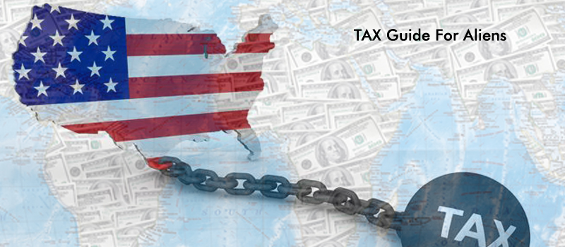 Resident Aliens And U.S. Tax