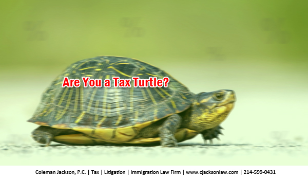 When a taxpayer is constantly on the move , these taxpayers are considered tax turtles in U.S. tax law