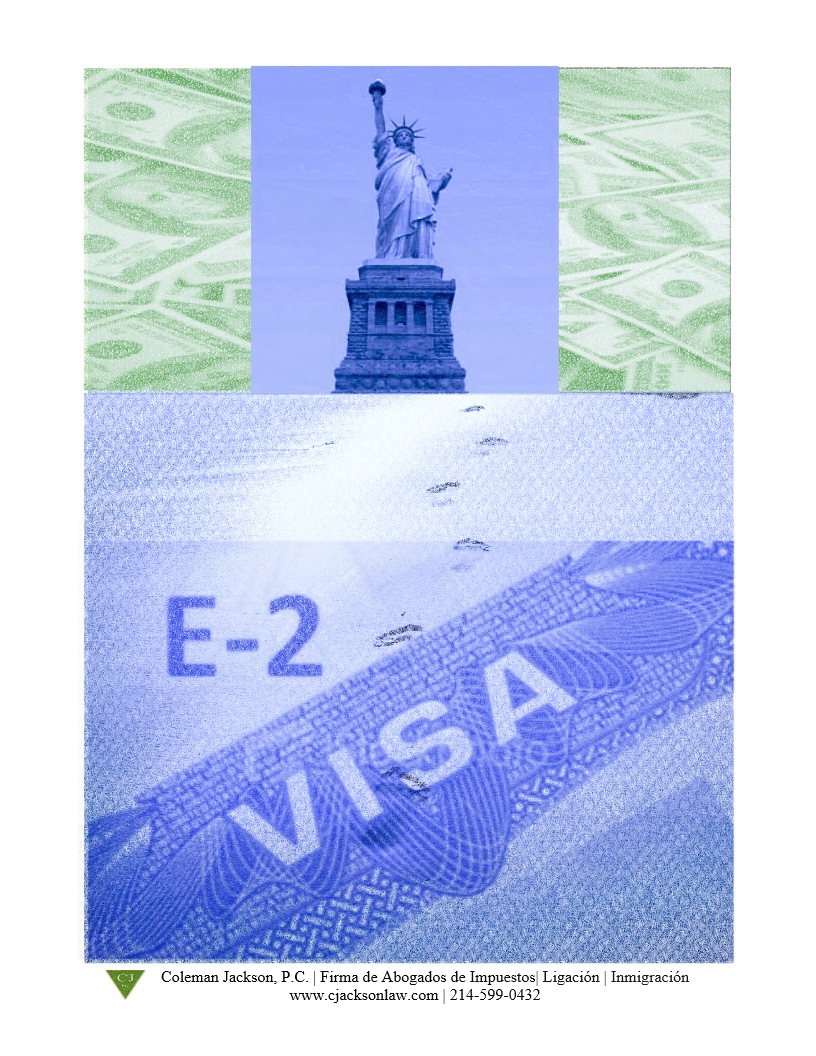 Drawing2 E2 Visa