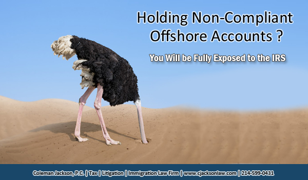 Third Parties Reporting Very Likely to Expose Non-Compliant Offshore Account Holders to IRS