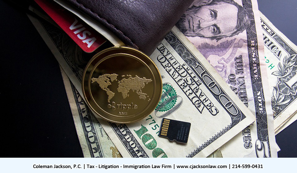IRS is examining federal tax compliance with respect to transactions in virtual currency