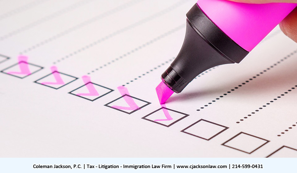 The Form I-9 must be maintained in a File by the employer