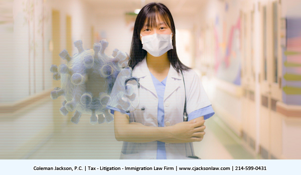 Foreign Doctors and Other Healthcare Workers Opportunities to Work & Live in the United States