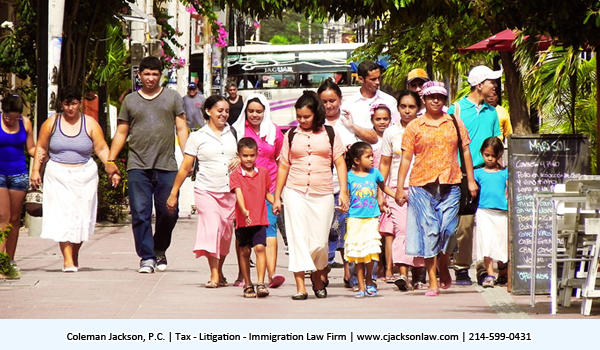 United States Temporary Protected Status designation for Venezuelans residing in the United States on March 8, 2021