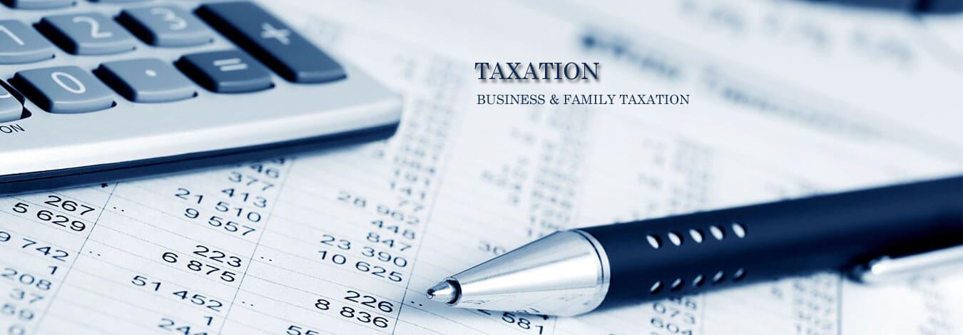 Taxation Attorney